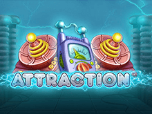 Играть в автомат Attraction в Joycasino
