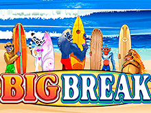 Онлайн автомат Big Break в Joycasino