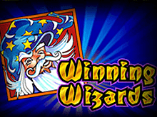 В Winning Wizards играть онлайн в Joycasino